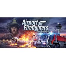 Airport Firefighters - The Simulation (Steam | Region Free)