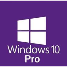✅ Windows 10 Pro Retail 1PC 32/64bit GLOBAL Region Free