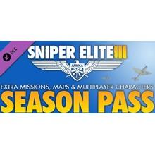 Sniper Elite 3 Season Pass (Steam | Region Free)