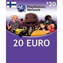 Playstation Network Card (PSN) 20 EUR (Finland)