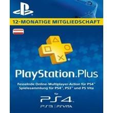 Playstation Network Card (PSN) 365 days (Austrian)