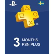 PlayStation Network Card (PSN) 90 Days (Sweden)