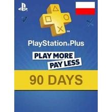 PlayStation Network Card 90 Days (Poland)