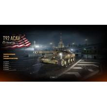 AW: LT Level 2 T92 ACAV 150 Tokens