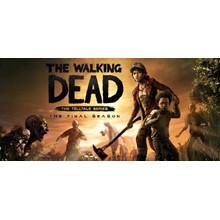 The Walking Dead: The Final Season (Region Free)