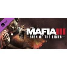 Mafia III 3 - Sign of the Times (DLC) STEAM REGION FREE