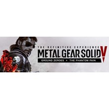 METAL GEAR SOLID V: Definitive Experience (STEAM KEY)