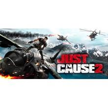 Just Cause 2 (STEAM KEY / RU/CIS)