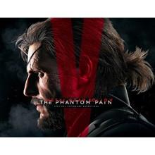 Metal Gear Solid V The Phantom Pain (Steam) -- RU