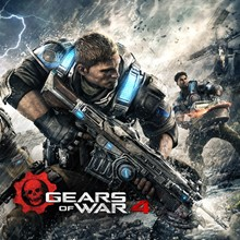 Gears of War 4 (PC, Cooperative) Autoactivation