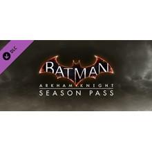 Batman: Arkham Knight Season Pass (STEAM KEY / RU/CIS)