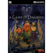 A Game of Dwarves (Steam key) @ Region free