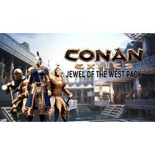 Conan Exiles - Jewel of the West Pack (Steam RU KZ)