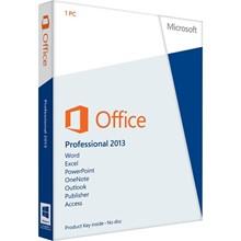 Microsoft Office 2013 Pro - lifetime key