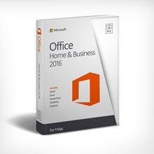 Microsoft Office Home&Business for Mac 2016