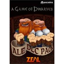 A Game of Dwarves: Ale Pack (Steam key) @ Region free