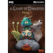 A Game of Dwarves: Pets (Steam key) @ RU