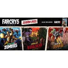Far Cry 5 - Season Pass (Uplay key) @ RU
