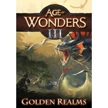 Age of Wonders III - Golden Realms Expansion @ RU