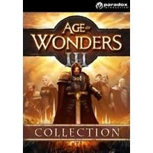 Age of Wonders III Collection (Steam key) @ RU