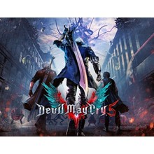 Devil May Cry 5 (Steam KEY) + GIFT