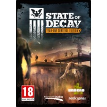 State of Decay: Year One Survival Edition Steam @ RU