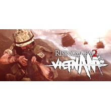 Rising Storm 2: Vietnam (STEAM KEY / REGION FREE)