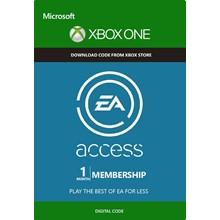 👻EA Play (EA Access) 1 month ☘ Xbox One (Key)