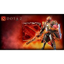 Dota 2 with inventory of 10 pieces Steam account