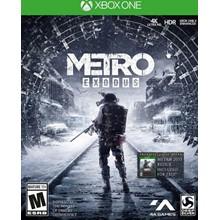 Metro Exodus - Xbox One Key
