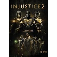 Injustice 2 Legendary Edition (Steam key) @ RU