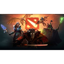 Dota 2 from 5000 hours + CS: GO from 200 hours of game
