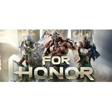 For Honor - Standard Edition (UPLAY KEY / RU/CIS)