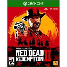 Red Dead Redemption 2 Xbox One (Code)