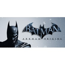 Batman: Arkham Origins - STEAM Key - region RU+CIS+UA