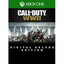 Call of Duty: WWII - Deluxe / XBOX ONE, Series X S 🏅🏅