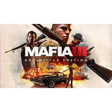 MAFIA 3 III DEFINITIVE EDITION💳✅OFFICIAL Steam + БОНУС