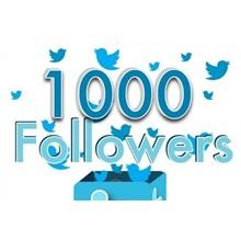 ✅ [VIP] TWITTER readers 1000 | Twitter Followers [1K]