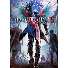 Devil May Cry 5 ✅(Steam KEY)+GIFT