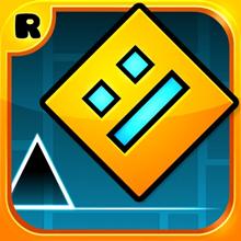 Geometry Dash on ios, iPhone, iPad, AppStore