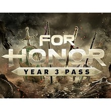 For Honor: Year 3 Pass (Uplay KEY) + GIFT