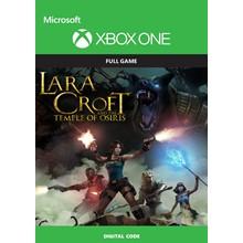CODE🔑KEY XBOX SERIES   Lara Croft and the Temple of O