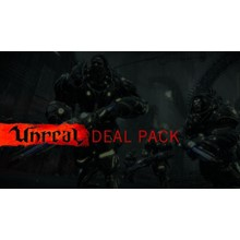 Unreal Deal Pack (Steam Gift Region Free / ROW)