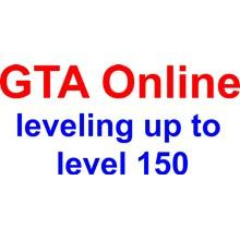 Grand Theft Auto V-GTA Online pumping +150 levels