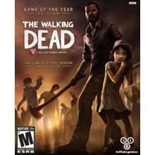 The Walking Dead: Season 1 (Steam Gift Region Free)