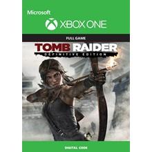 CODE🔑KEY XBOX SERIES   Tomb Raider: Definitive Edition