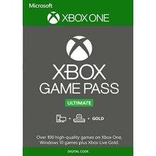 Xbox Game Pass ULTIMATE 14 day + 1 month*  🌎 RENEWAL