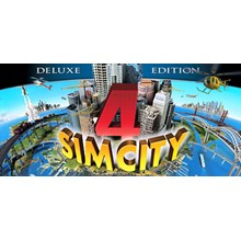 SimCity 4 Deluxe Edition - STEAM Key / GLOBAL / ROW