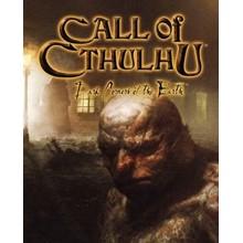 Call of Cthulhu: Dark Corners of the Earth (Steam Key)