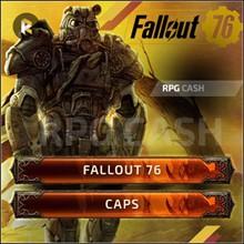 Fallout 76 Caps from RPGCash.ru